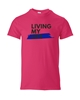 Picture of Living My Life T-shirt