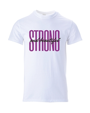 Picture of Strong and Beautiful T-shirt
