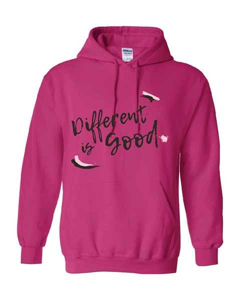 Picture of Different is Good Pullover Hoodie