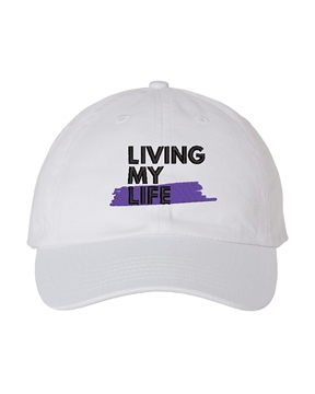 Picture of Living My Life Dad Hat