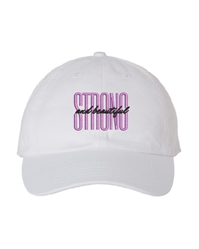 Picture of Strong and Beautiful Dad Hat